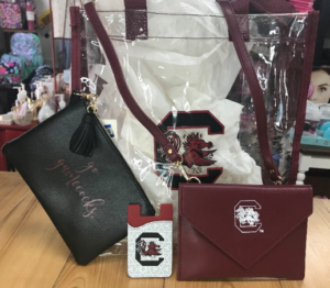 ella lily etc south carolina gamecocks accessories