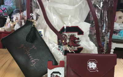 Clemson and Gamecocks College Accessories