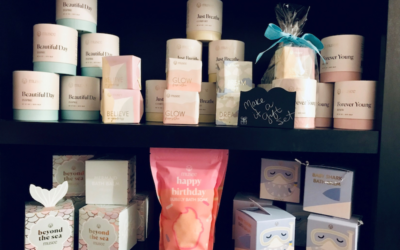 Musee bath bombs and soaps!